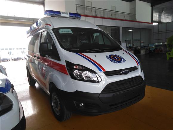 全順V362救護車轉運型價格_多少錢一輛