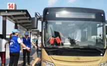 迎接中秋小长假郑州公交将缩时增运化解客流