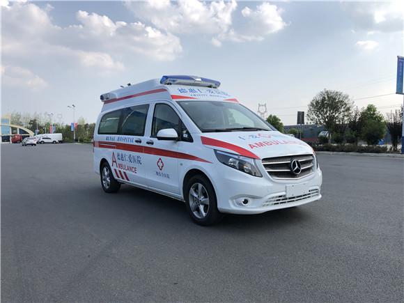 奔驰120救护车价格_国六奔驰医疗救护车现车