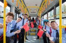 江蘇省:南通公交順利完成國慶假期客運保障工作