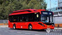 英国的流动风景线!比亚迪全新10.2米纯电动公交伦敦投运