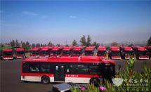 智利总统见证!拉美首条电动巴士专线来自比亚迪纯电动客车