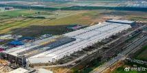 特斯拉上海超級工廠量產在即,徐工起重機再交亮眼答卷