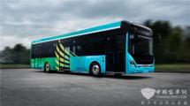 """聚焦 中国中车搭载智慧电池的""""新巴客2.0""""在比利时车展全球首发"""