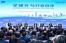 青島峰會看濰柴|譚旭光:內燃機行業未來仍將大有可為