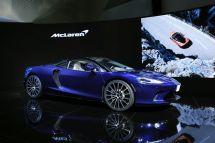 非传统GT跑车,迈凯伦GT公..