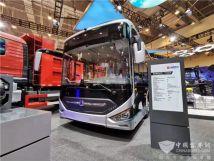 跨國公司領導人峰會,中通客車氫燃料電池客車再搶鏡