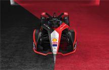 """日产汽车FormulaE新赛季赛车融入日本""""和服图案""""设计理念"""