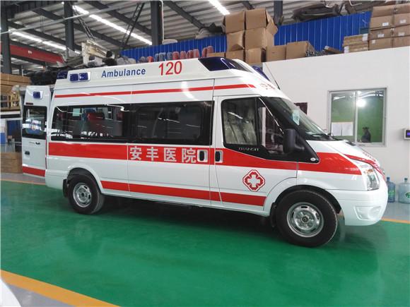 福特救護車_福特醫療救護車廠家價格_福特醫療救護車多少錢