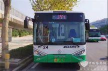 軍運會上顯身手!銀隆新能源經典公交車提供出行保障