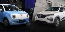 7万元预算购新能源车欧拉R1和雷诺e诺谁更值得入手?