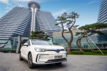软硬实力兼备BEIJING-EU5再夺纯电动车市销冠