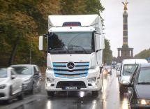 戴姆勒將于2022年前在三個主要市場推廣電動卡車