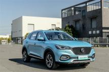 """首款""""出海""""的插電混動SUV名爵eHS將在廣州車展上市"""