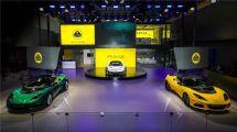 路特斯Evija惊艳亮相广州车展,开启英伦高性能之旅