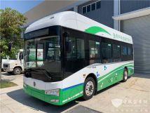 總金額3.68億!金旅拿下佛山氫燃料電池客車大單