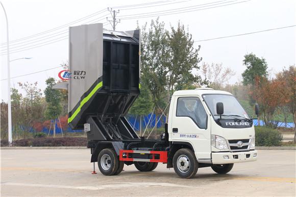 长安小型垃圾清运车——国六小型垃圾清运车价格——小型垃圾清运车厂家