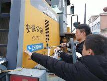 """安庆的挖掘机、起重机等要领环保""""身份证""""了"""