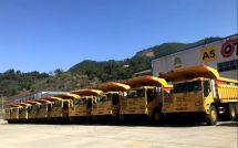 内外两旺!玉柴13L重型发动机批量出口越南