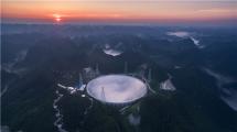 新邁騰家族攜硬核科技走進中國天眼遙望星空眼見未來