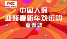 中国人保购车嘉年华活动---嘉善站