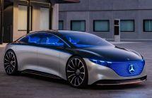 CES2020:奔驰即将发布全新概念车!灵感源自《阿凡达》