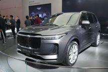 2020海口国际新能源车展:理想ONE正式亮相