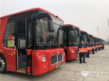 品质与服务并行苏州金龙携手保定公交暖心护航两会