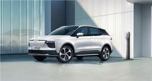 爱驰汽车将携旗下全新概念车U6ion亮相2020日内瓦车展