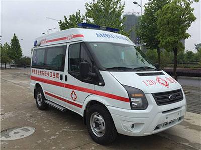 非常受欢迎的福特全顺V348救护车再订一台