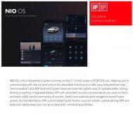 蔚来NIOOS/NIOPal斩获两项2020德国iF设计大奖