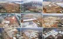 六家基建企业一线员工向《环球时报》记者讲述:火神山雷神山医院如何极速建成