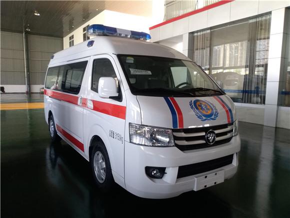 福田救护车_福田救护车价格