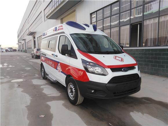 救護車都是什么車型_福特全順緊急救護車好嗎