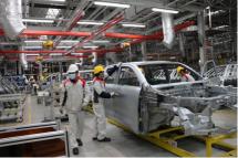 """一手抗疫,一手生产,长城汽车重庆工厂长城炮""""上线"""""""