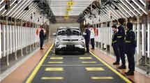 跑出加速度!新勢力唯一自建工廠:威馬溫州基地復產后首批EX6Plus下線