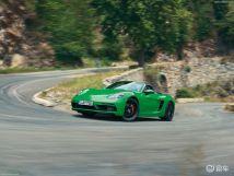 日內瓦車展新聞:保時捷718GTS4.0系列將亮相