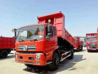 東風自卸車一款高效率的運輸專用車輛