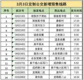 繼164條定制公交線路后,北京公交集團又增14條預售線路