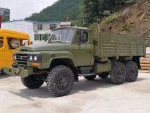 140驾驶室+6x6驱动藏民喜欢的全驱货车东风EQ2082E6D了解一下?