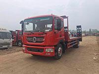 厂家推荐东风多利卡d9平板运输车