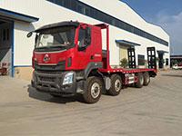 柳汽乘龙H5平板运输车厂家配置说明