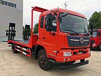 东风天锦新款平板运输车厂家直销价格