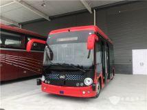 安徽首条5G自动驾驶道路开建安凯无人驾驶客车将成为首批运营车辆!