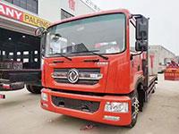 东风多利卡6.8米平板运输车厂家报价