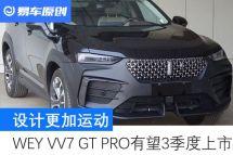WEYVV7GTPRO有望3..