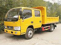東風多利卡D6雙排自卸車配置參數