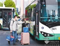 武漢4月8日起公交地鐵線網恢復規模達70%