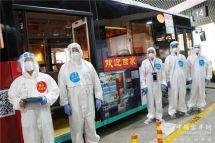 24小時值守現場點對點專車轉運深圳巴士集團全力做好入境旅客轉運