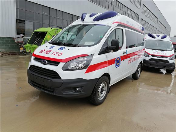 福特救護車廠家及價格是120救護車的最佳選擇